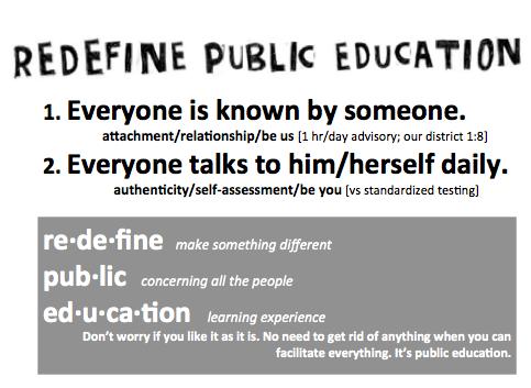 re public ed