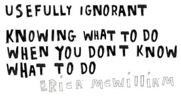 a usefully ignorant full
