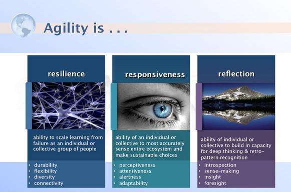 agility is
