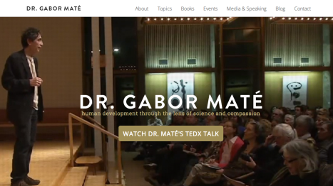 gabor mate new site