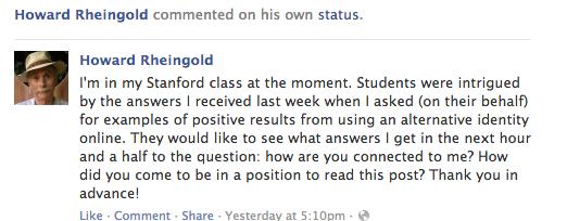 howard on facebook