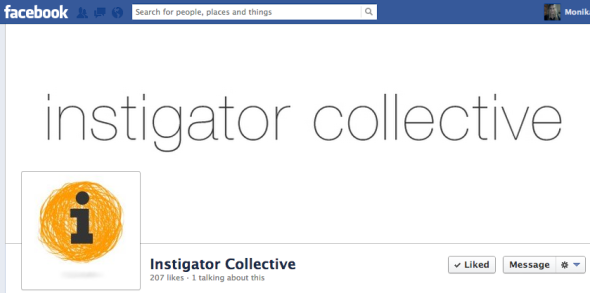 instigator collective on fb