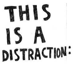 keri is a distraction _