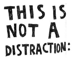keri not a distraction _