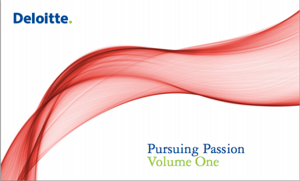 pursuing passion