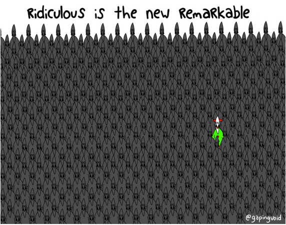 ridiculous the new remarkable