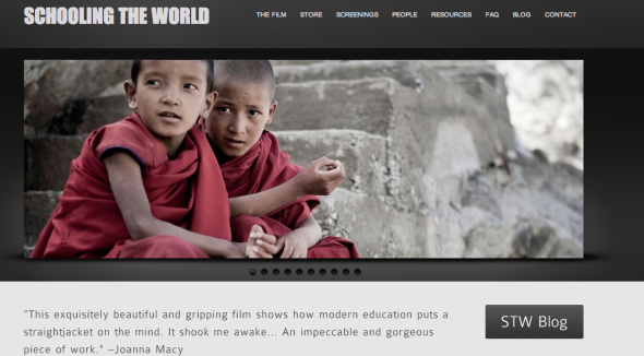 schooling the world site