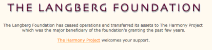 the langber foundation