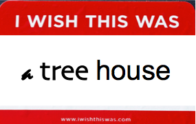 wish tree house