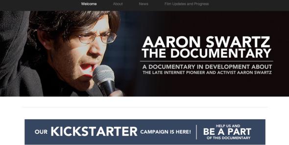 aaron swartz doc site