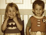 batman & robin heroes