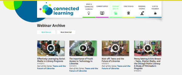 connected learning site b