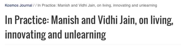 manish and vidhi
