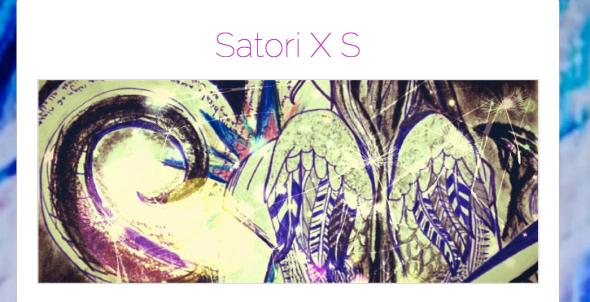 satori new blog