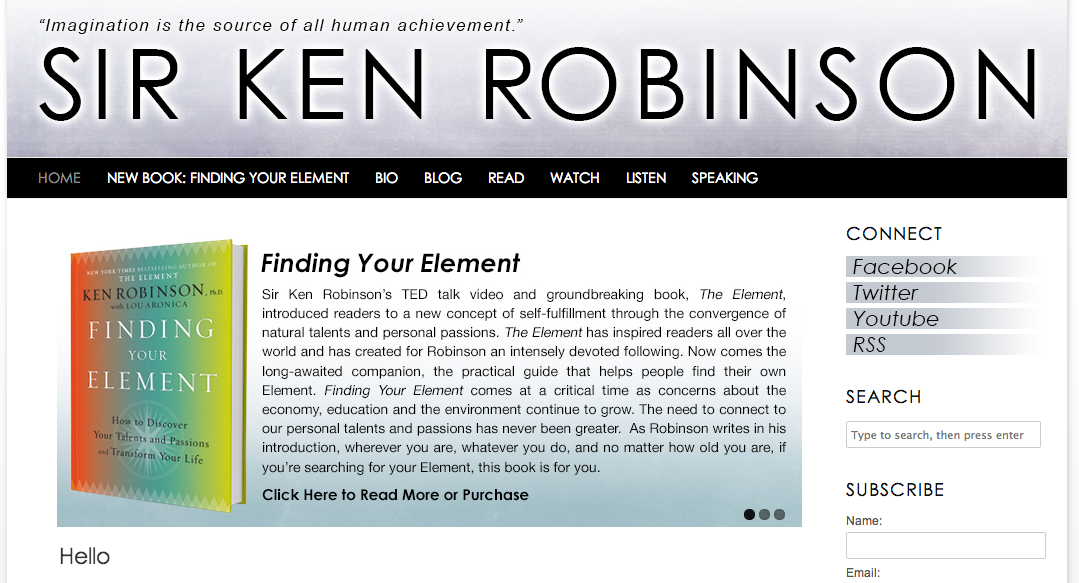 sir kens site
