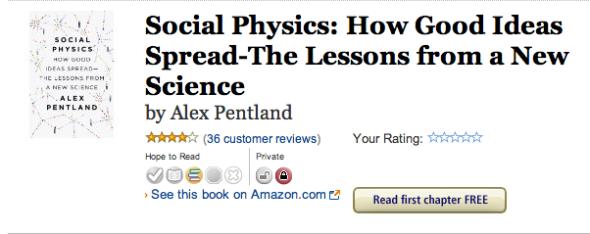 social physics highlights