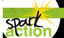 spark action logo