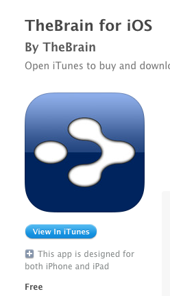 the brain for ios