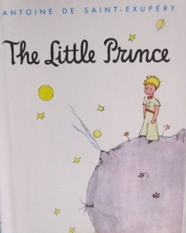 the little prince white