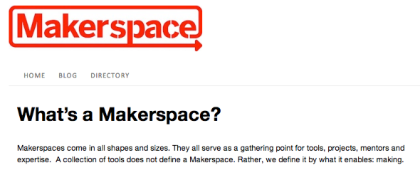 what is makerspace