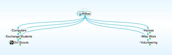willow's brain
