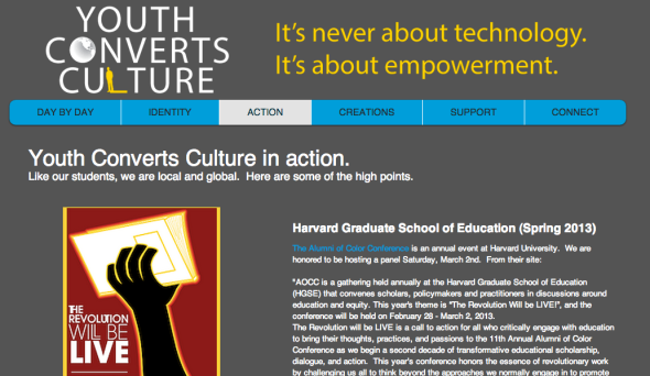 youth converts culture new site