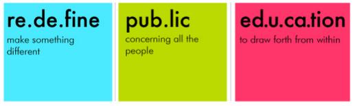 a a public