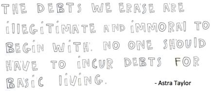 astra on debts