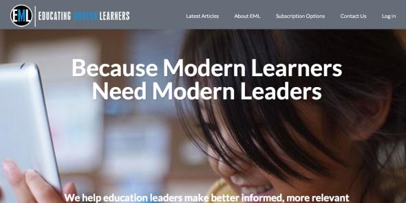 educating modern learners