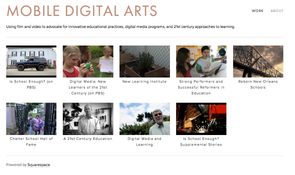 mobile digital arts