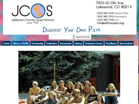 open school site