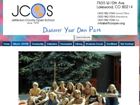 open school site