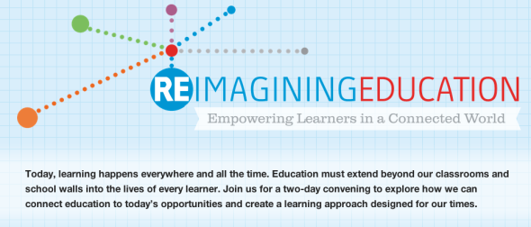 reimagining education conf