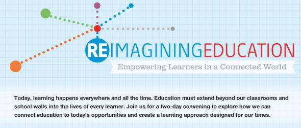 reimagining education conf