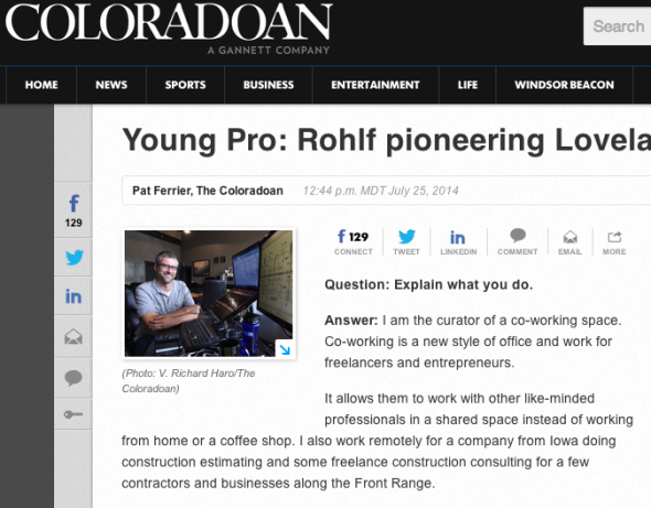 rohlf in coloradoan