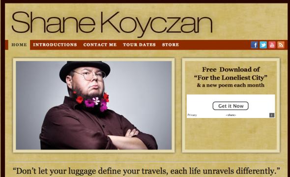 shane's site
