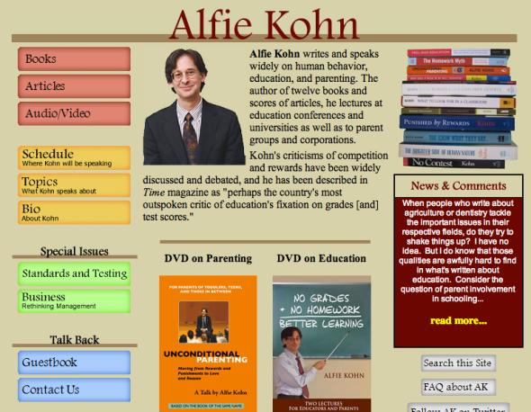alfie's site