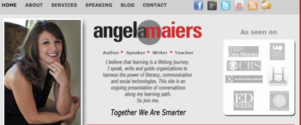angela's site