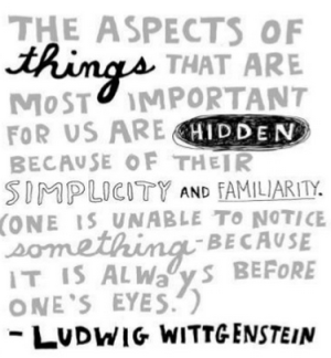apsects of thngs hidden