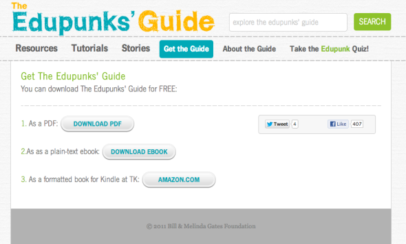 edupunks guide