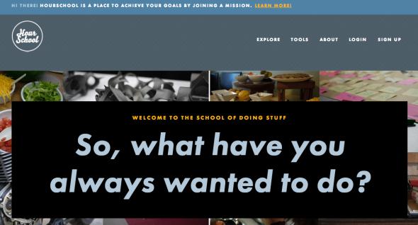 hourschool site