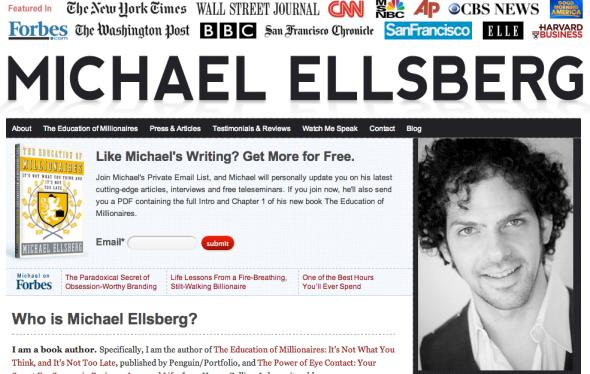 michael e's site