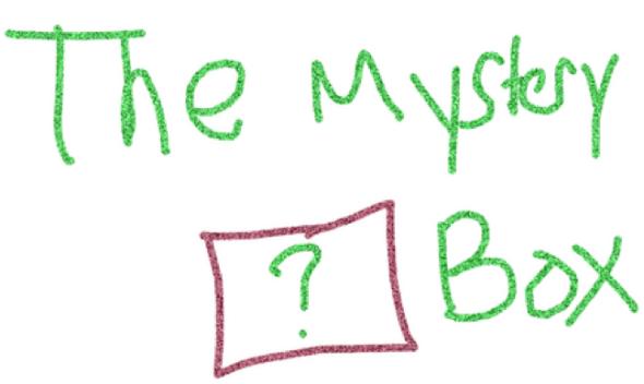 shea the mystery box