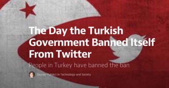 turkeys twitter ban