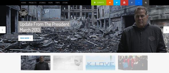 world hope site