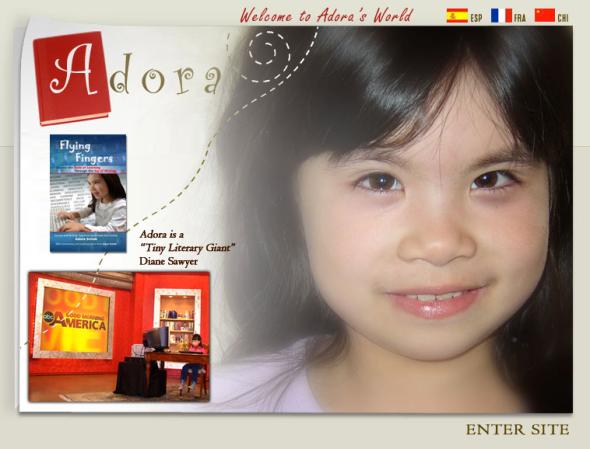 adora's site