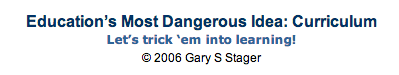 gary stager on curric