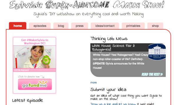 sylvia's site