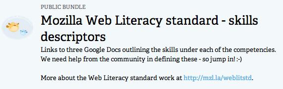web literacy belshaw