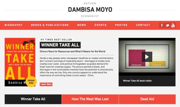 dambisa moyo site